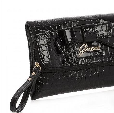 37c88c9491d5 Guess LULIN Handbag Clutch Wristlet Wallet (WBAG023)